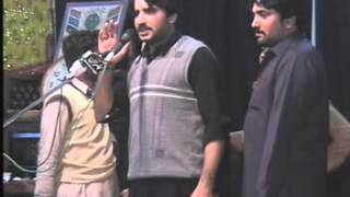 Zakir Imran Haider Kazmi Ashra e Sani 15 to 20 Muharram 2012 Mandranwala