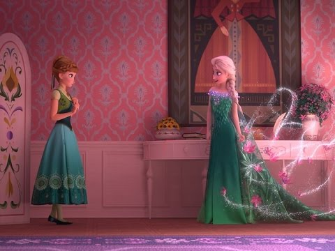 Frozen Fever Full Disney Short