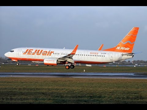 [P3d V4.1] PMDG 737 Jeju air 144 RKPC-RKSS on vatsim and congradulations K.c Choi