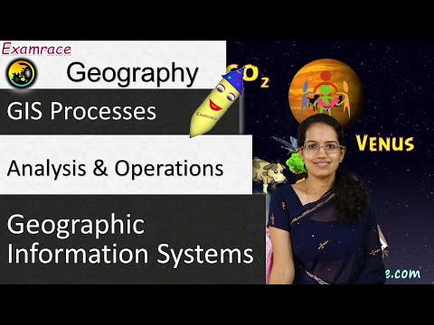 GIS Processes, Analysis and Operations: Fundamentals of Geography