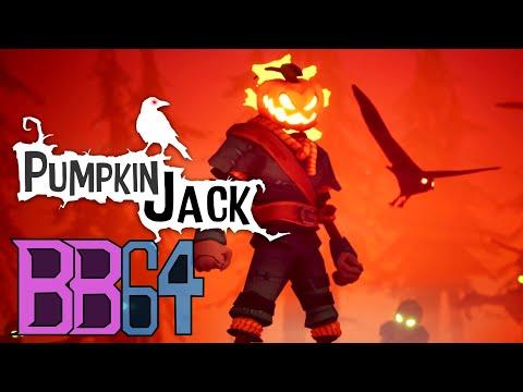 Pumpkin Jack - BB64 |