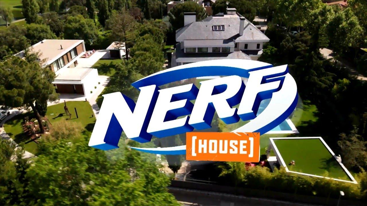 NERF HOUSE | EPISODIO 2| Hasbro México