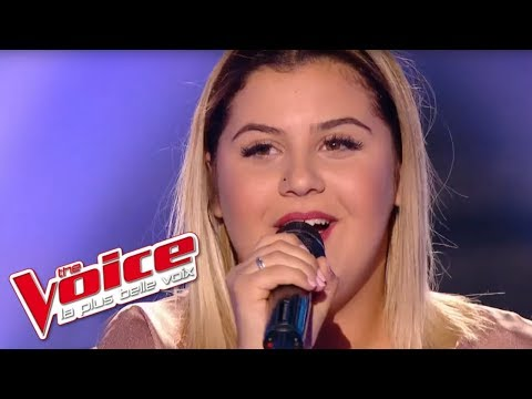 Mariah Carey - Without You | Karla | The Voice France 2017 | Blind Audition