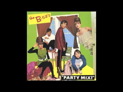 The B-52's - Give Me Back My Man (Party Mix! Version 1981)