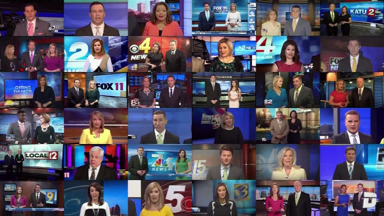 Viral video raises worry over Sinclair's political messaging inside local news