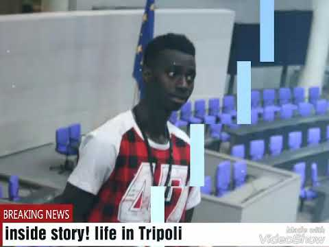 The end of Life in Tripoli Episode in mandinka