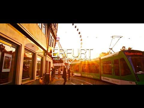 ERFURT Die Hauptstadt Thüringens [ Dung Ho Films]