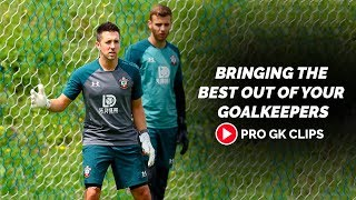 Bringing the Best out of your Goalkeepers | Andrew Sparkes - Southampton FC | Pro Gk Podcast