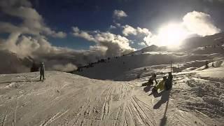 GoPro Skiing Video - Lenzerheide/Valbella (Switzerland)