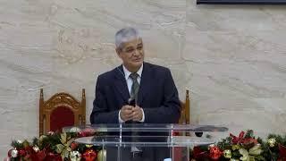 IPMN - CULTO SOLENE   - TEMA:  O AMOR DE DEUS REVELADO EM NÓS.  REV ROGERIO F.