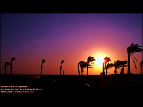 Niconé & Sascha Braemer - SVT @ DeepFusion, Ibiza Global Radio (10.07.2013)