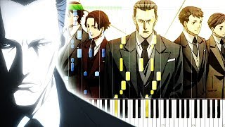 "TVアニメ「ジョーカー・ゲーム」エンディングテーマ「Double」 Joker Game Ending『Magic of Life - Double』 TV Anime ""Joker Game"" ED Theme Performed by Magic of ..."
