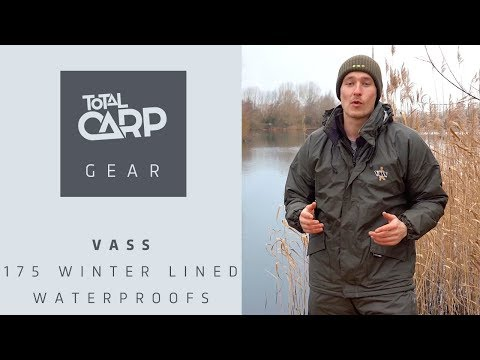 Used & Abused - Vass 175 Winter Lined Waterproofs
