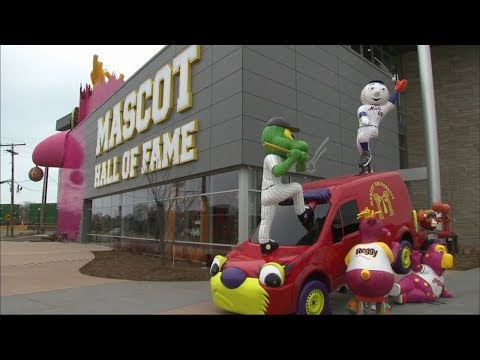 National Mascot Hall of Fame to offer kid-friendly, sports-themed fun in Whiting, Ind.