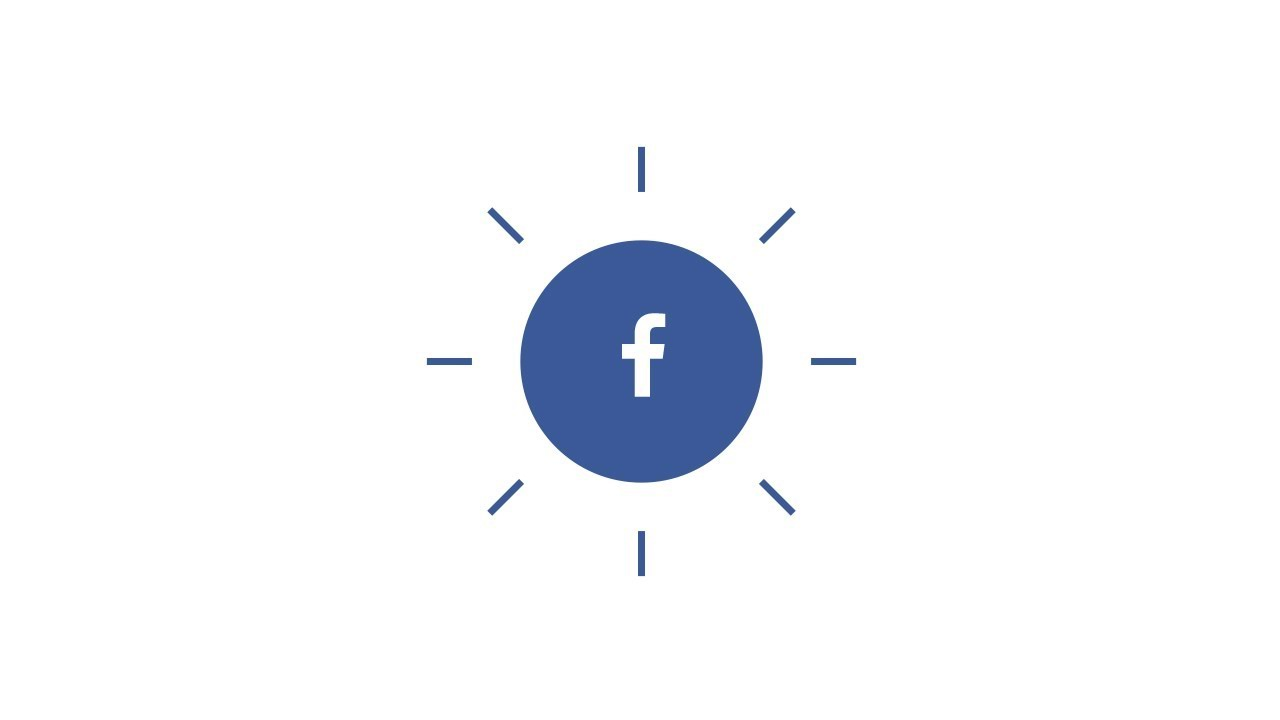 social media icon animation