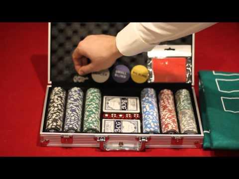 Видео Покерный набор краснодар