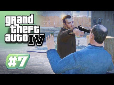 Let's Play Grand Theft Auto IV - #7