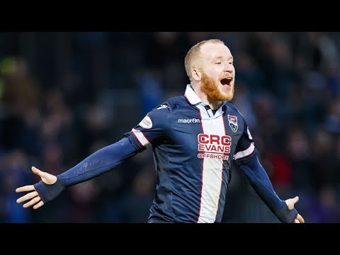 Every Liam Boyce goal for Ross County