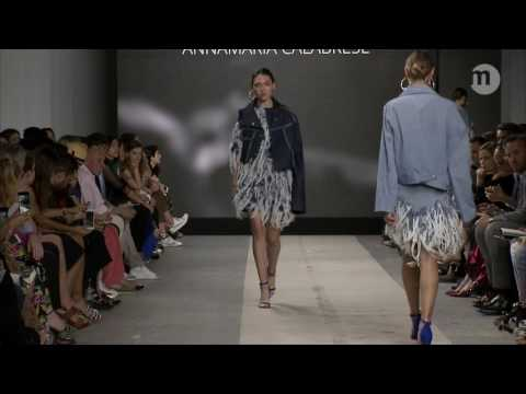 Milano Moda Graduate Fashion Show 2016