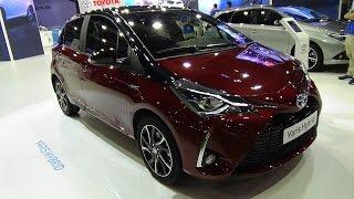 2018 Toyota Yaris Hybrid Feel Bi-tono - Exterior and Interior - Automobile Barcelona 2017