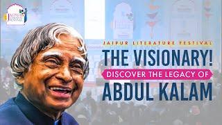 #JLF 2015: The Visionary- Dr APJ Abdul Kalam
