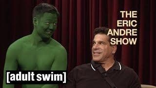 The Eric Andre Show | Hulk Speaks | Adult Swim UK 🇬🇧