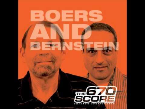 Boers & Bernstein - The Aj McCarron Show