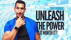 "Tony Robbins ""Unleash The Power"" Seminar Review"