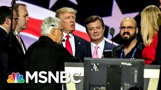 Chris Hayes: Trump Continues Abusing Power To Punish 'Enemies' & Reward Associates | All In | MSNBC