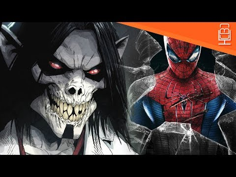 Morbius Film coming to further ruin Spider-Man