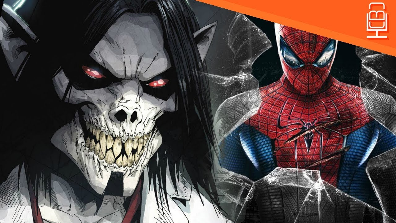 Morbius Film Coming To Further Ruin Spider Man Youtube