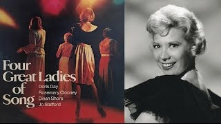 Golden Earrings   Dinah Shore   Four Great Ladies Of Song   R 3 S 1 Track   4