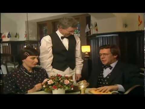 Jan Vedder & Hans Peter Korff - Bekanntschaft im Restaurant 1998