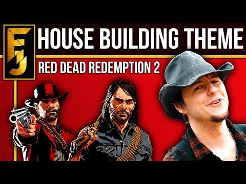 Red Dead Redemption 2 - House Building Theme METAL | FamilyJules thumbnail