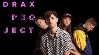 DRAX PROJECT INTERVIEW - Hits 93.1