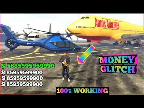 Gta 5 Airplane Money Glitch ( Make Millions With This Working Glitch )