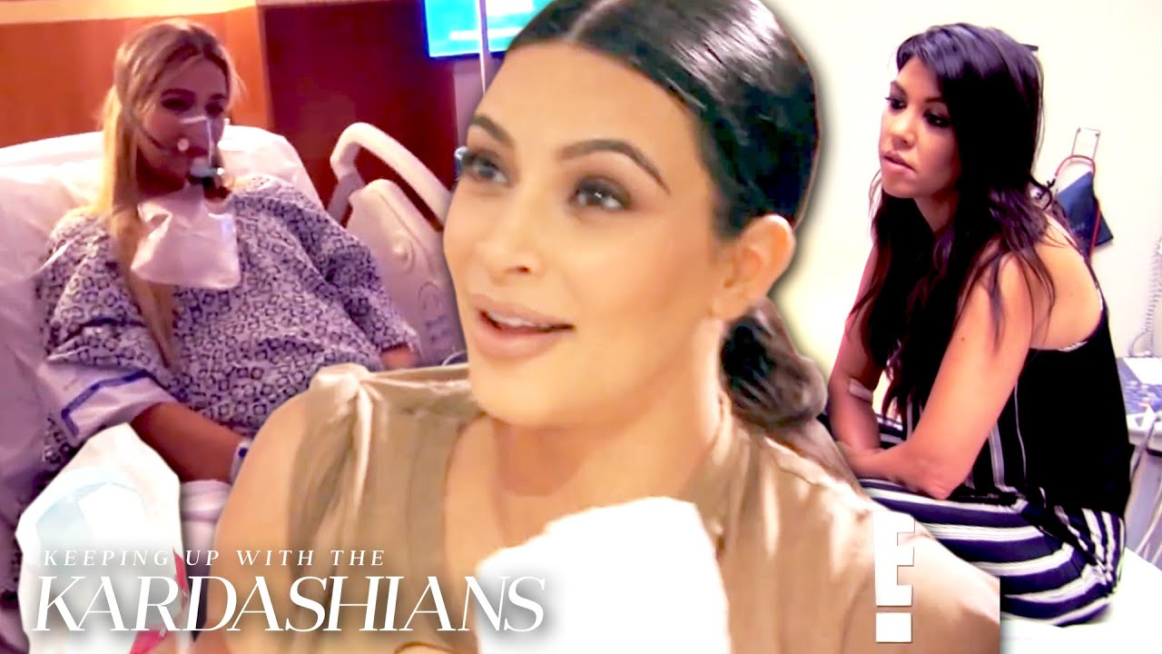 Kardashians' Most Critical Moments During Pregnancy | KUWTK | E!