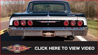 1964 Chevrolet Impala SS (SOLD)