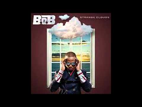 B.o.B - Bombs Away ft. Morgan Freeman - Strange Clouds