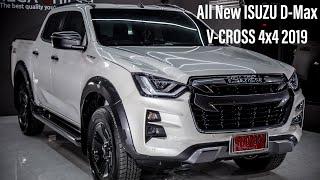 ตัวใหม่ล่าสุด ALL NEW ISUZU D-MAX V-CROSS 2020   รีวิว รถอีซูซุ ตัวใหม่ 2020   MICKY RPM