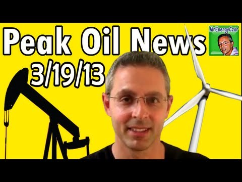 Peak Oil News:  3/19/13  Conventional Oil Peak, Renewable Fuel Standard, Polluted Chinese River Bet.