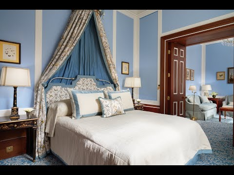 Luxury Suites & Bedrooms at The Lanesborough