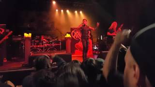 carnifex drown me in blood live