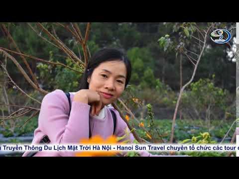 Hanoi sun travel - Mộc Châu - tháng 12/2017