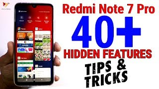 Redmi Note 7 Pro Tips And Tricks | Top 40 Best Features of Redmi Note 7 Pro | Data Dock