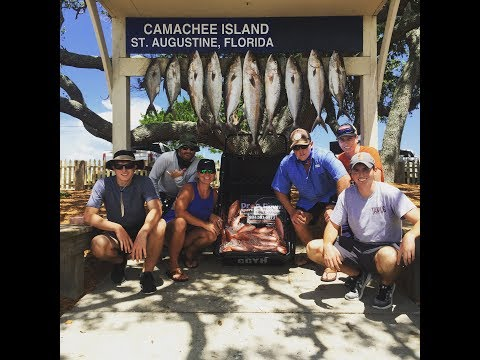 Offshore Fishing With Drop Down Sport Fish Charters