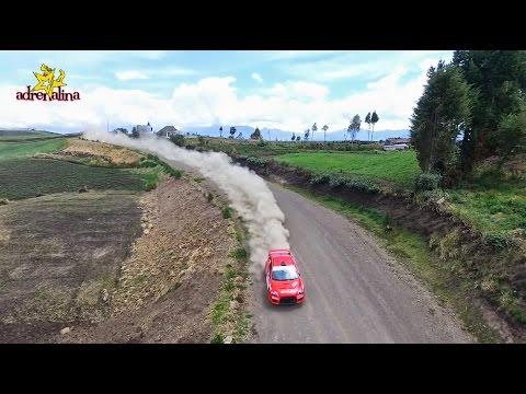 Rally Gran Premio Copa CNR 2016 primera Etapa Chimborazo
