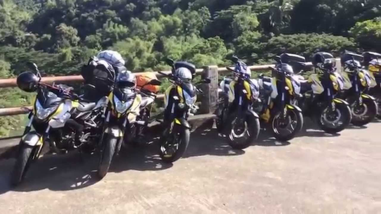 Naked Wolves Philippines: Riding Seminar (02) - YouTube