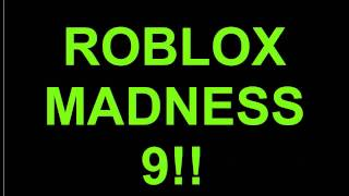 Roblox Madness 9 TEASER