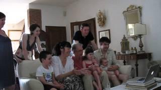 A families reaction to Andy Murray winning Wimbledon